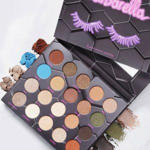 BeeBeauty London Barbarella Eyeshadow Palette